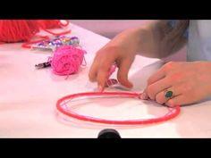 Jill - DIY: Dromenvanger maken - YouTube Summer Crafts, Crafts For Kids, Branch Mobile, Little Girl Rooms, Diy Wall Art, Craft Party, Diy Videos, Diy Gifts, Decoupage
