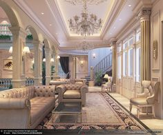 In The Heart Of The Maison