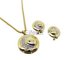Classical Retro Style Jewelry Sets with High Quality Enamel process