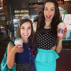 Amy and Dani Cimorelli (Amys B-day)