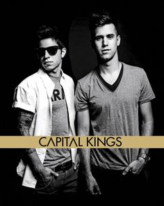 Capital Kings 8x10 poster its signed by them to X)