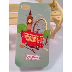 Cath Kidston Case for iPhone 4/4S London Bus