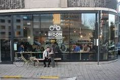coffee bar gent  BIDON
