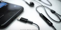 El iPhone 7 de color negro tanto con iOS 10 como en la carcasa es uno de los concepts que el autor de diseños conceptuales Martin Hajek nos ha presentado en las que ha puesto en práctica algunos de los cambios más rumoreados para el próximo modelo de Apple. http://iphonedigital.com/iphone-7-color-negro-black-concept-martin-hajek/ #iphone7 #apple