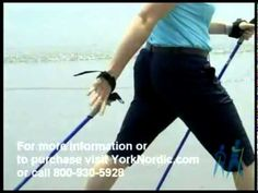 We're going to show you how to maximize the benefits from arm extension and release while nordic walking. Watch as there's a fluid motion between hands, poles, legs and feet. Here is how you get the most out of nordic walking. #nordicwalking
