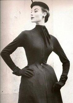 La mode en France 1947-1957