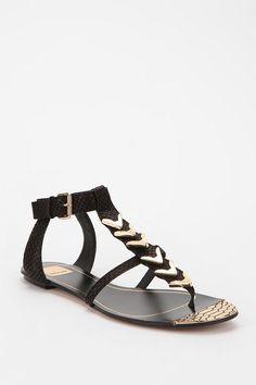 Dolce Vita Izara Metal Tip Sandal