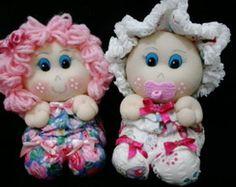 Bonecas de Fuxico