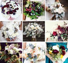 winter wedding flowers | Winter Wedding Flowers... - Amado Loves...