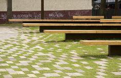 Galeria de Praça Victor J. Cuesta / DURAN&HERMIDA arquitectos asociados - 6