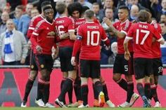 Late Martial Winner Sends Manchester United to FA Cup Final