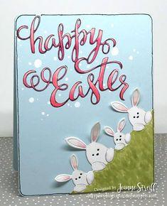 Easter Bunnies Jeanne_Streiff