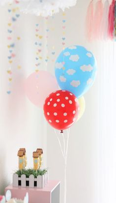 """My daughter loves Peppa Pig, so I planned a Peppa Pig Birthday party. Her favorite episode is called """"Golden Boots"""" so I used that episode for my planning."""