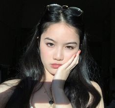 Pretty Asian Girl, Cute Korean Girl, Korean Boy, Simple Makeup, Natural Makeup, Ulzzang Girl Selca, Boy And Girl Best Friends, Filipino Girl, Selfie Poses