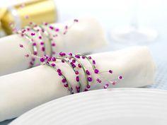 Table Setting | Free Beading Project | Crafts Beautiful Magazine