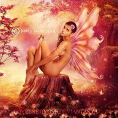 A-Fairy's-Place by LovesRedRose on deviantART