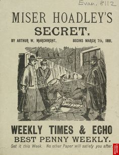 Advert for the Weekly Times & Echo
