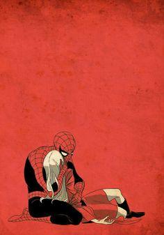 The Death Of Gwen Stacy. Nooooooooooooooooooooooooooooooooooooo!!!!