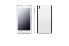 https://flic.kr/p/wHXNP7 | White leather | Sony Xperia Z3 T-Mobile D6616 or International Dual Sim D6633 Now available for purchase!!  Click the link below to make your purchase: www.stickerboy.net/pages/sony-xperia-z3-skin-series