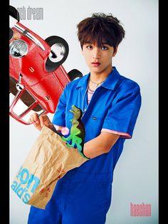 NCT DREAM releases more photos of Haechan   allkpop.com