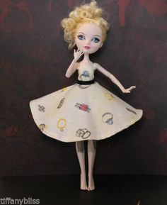25 Best Ever After High Doll Clothes Images Ever After