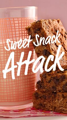 Kids Can Make: Oatmeal-Chocolate Snack Cakes