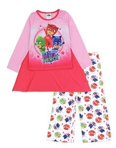 19715e7aeecc Girl's PJ Masks Pajama Set #stellasaksa #kids #clothing #newarrivals Pj  Masks Pajamas