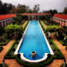 The Getty Villa, located in Santa Monica is another awesome museum to visit!