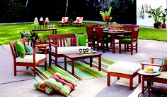Cost Plus World Market's Catalina Outdoor Dining Collection More