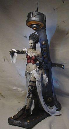 3d Figures, Custom Action Figures, Plastic Model Kits, Plastic Models, Horror Themes, Sci Fi Models, Frankenstein's Monster, Statues, Horror Icons