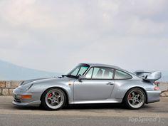 1995-1998 PORSCHE 911 993 GT