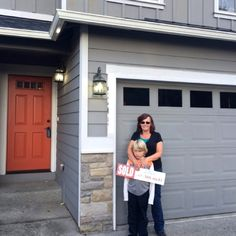Congratulations, Dawn! We are officially closed on your beautiful new home! We were able to sell your townhouse for FULL PRICE and got you into your new home that is closer to your family. It was such a pleasure working with you!  #JustSold #DiemertPropertiesGroup #WeDidIt #HereToHelp