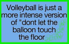 volleyball quotes | cute volleyball quotes confession without volleyball or track i would ...
