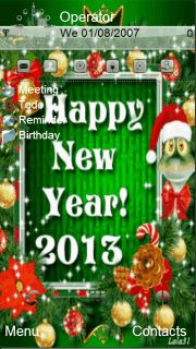 download free new year and christmas mobile theme nokia mobile theme downloads hundreds of free