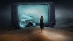 I grew up watching a lot of TV. Cartoons, movies broadcasted on Friday evenings, reality shows and TV shop are what I remember best. All of the time that I didn't spend outside hanging out with friends, I would spend inside watching the TV. I am sure those of my or similar age can relate to this.