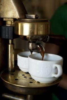 Coffee... coffee... coffee...
