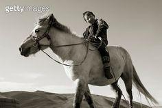 Boy on horse, Arhangai, Mongolia.