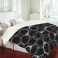DENY Designs Home Accessories | Rachael Taylor Circles 1 Duvet Cover
