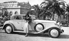 Hispano Suiza in Cannes