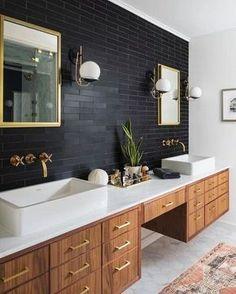 Bathroom Trends, Bathroom Renovations, Home Remodeling, Remodel Bathroom, Bathroom Inspo, Budget Bathroom, Cool Bathroom Ideas, Rental Bathroom, Bathtub Ideas