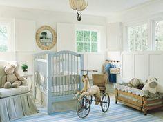 A Light-Filled Nursery