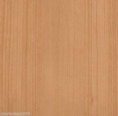 "17.71"" x 39.37"" High Gloss Sheet Vinyl Adhesive Sticker Polished Wood Veneer"