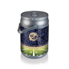 Can Cooler - Silver/Gray (University of Washington - Huskies) PT Sports