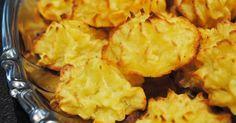 Ha különleges köretet készítenél, próbáld ki a hercegnő burgonyát, aminek garantáltan sikere lesz. A húsok mellé kiváló, mutatós kis krumplihalmocskák receptjéért olvass tovább! Cauliflower, Vegetables, Recipes, Apples, Side Plates, Treats, Bakken, Food, Cauliflowers