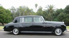 1962 Rolls-Royce Limousine by Park Ward