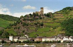 Burg Gutenfels - Rheinland-Pfalz Germany