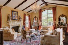 Santa Barbara Real Estate, Real Estate Photographer, Elegant Living Room, San Luis Obispo, Photography, Furniture, Home Decor, Homemade Home Decor, Chic Living Room