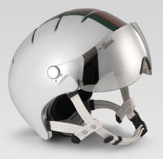 Bianchi by Gucci Luxury Motorcycle Helmets.... to ride on the scooter with my sweetie :)