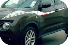 Nissan Juke Side Decal Sticker Graphic Kit in White New + Genuine 9999886001