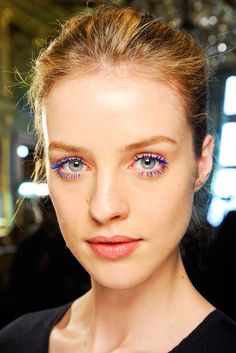 Stella McCartney Fall 2012 Ready-to-Wear Fashion Show Beauty